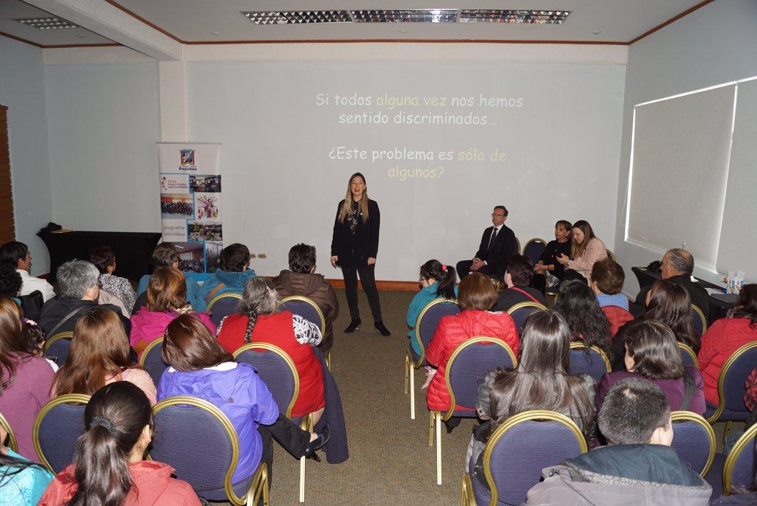 Seminario diversidad e inclusión fundación ronda