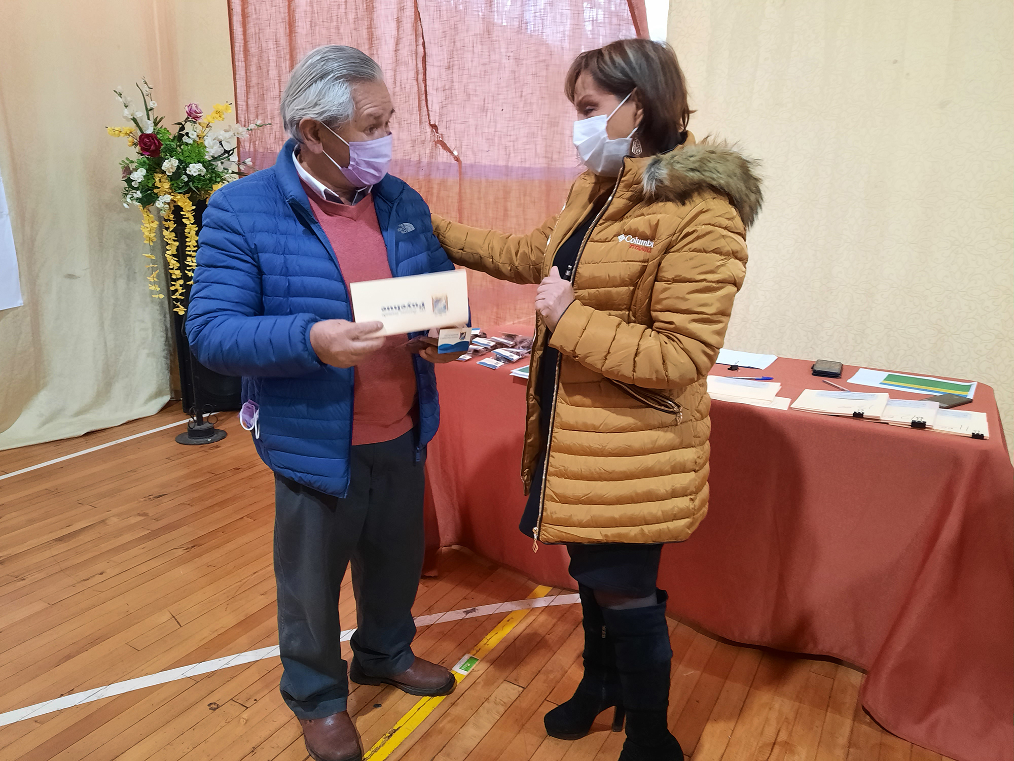 118 Organizaciones Comunitarias de Puyehue postularon a los Fondos Concursables